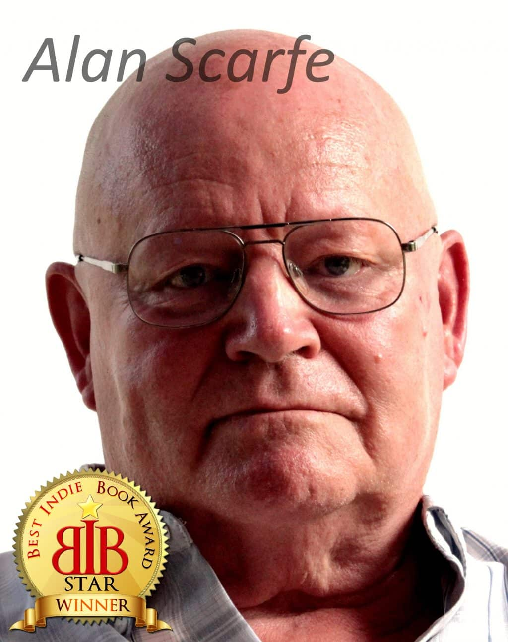 Alan Scarfe Alan Scarfe new picture