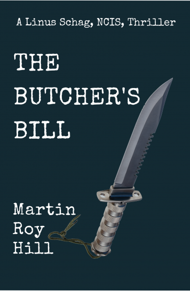 Butchers Bill Kindle Cover