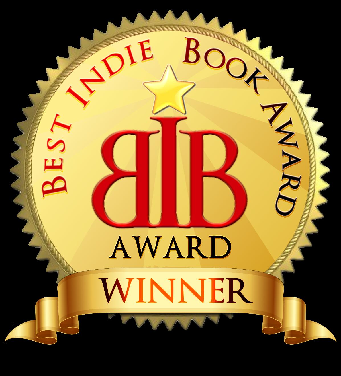 BIBA-Literary-Award Best Indie Book Award