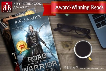 Award-Winning Fantasy Best Indie Book Award