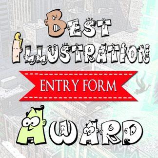 BIBA Best Book Illustration Award Entry